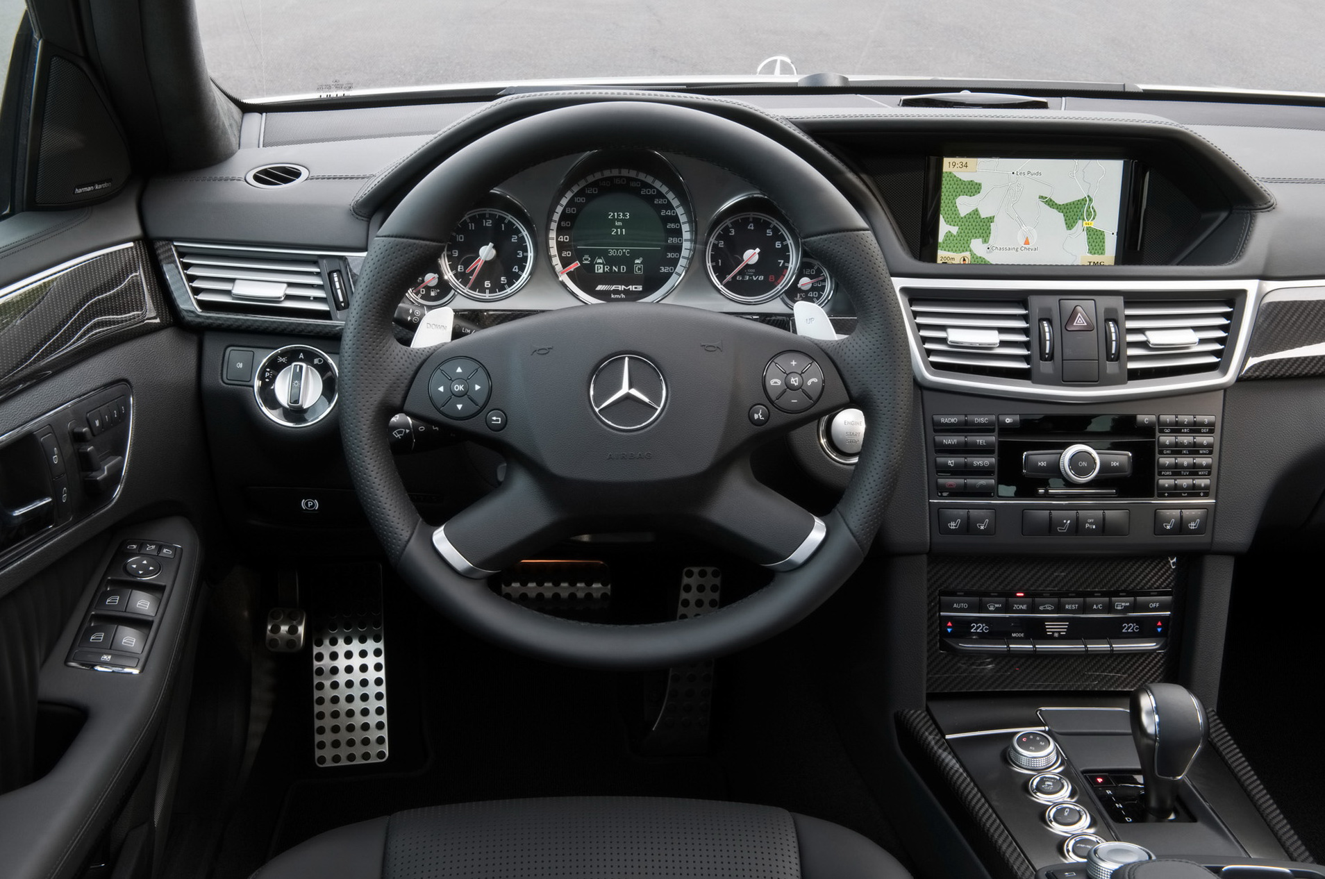 Emejing Mercedes Interieur Pictures Trend Ideas 2018: interieur mercedes