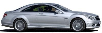 Présentation de la  <b>Mercedes-Benz CL 63 AMG</b> de 2007.